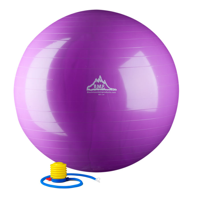 Gymnastics Equipment For Sale >> 2000 LBS. STATIC STRENGTH STABILITY BALL WITH PUMP ...
