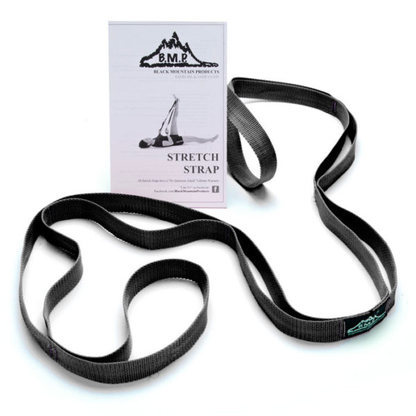 Stretch Strap with Fixed Grips - Includes Instructional Guide
