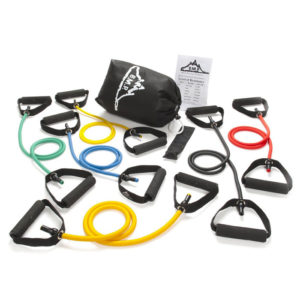 Strong Man Set of 6 Resistance Bands