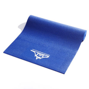 Black Mountain Eco Friendly Yoga Exercise Mat - Blue