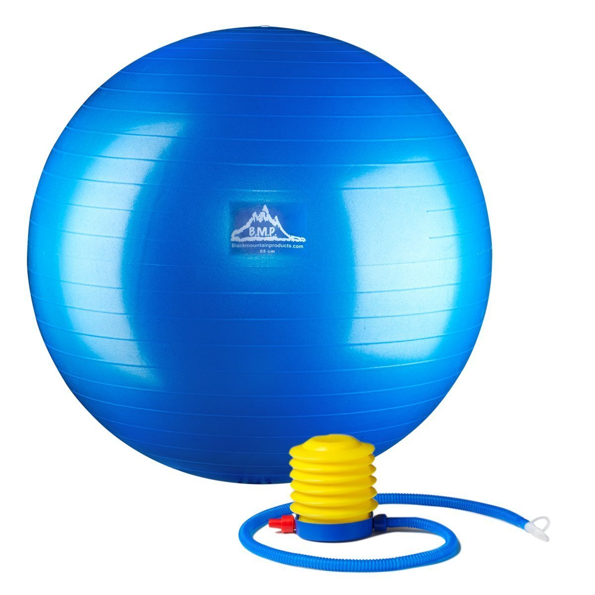 Professional Grade Stability Ball Black Mountain Products