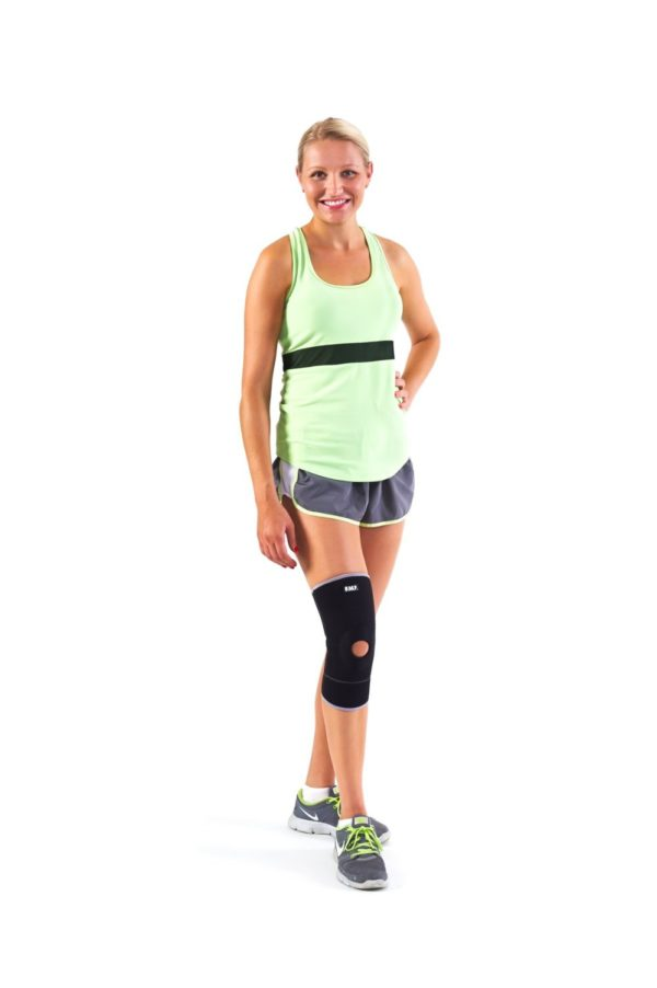 Breathable Neoprene Knee Brace / Compression Sleeve