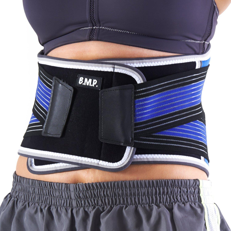 Stabilizing Lumbar Back Brace Black Mountain Products