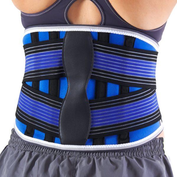 Stabilizing Lumbar Back Brace