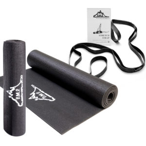 BLK-Yoga-Mat-with-BLK-Stretch-Strap
