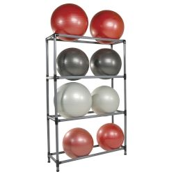 Charmant Stability Ball Storage Rack