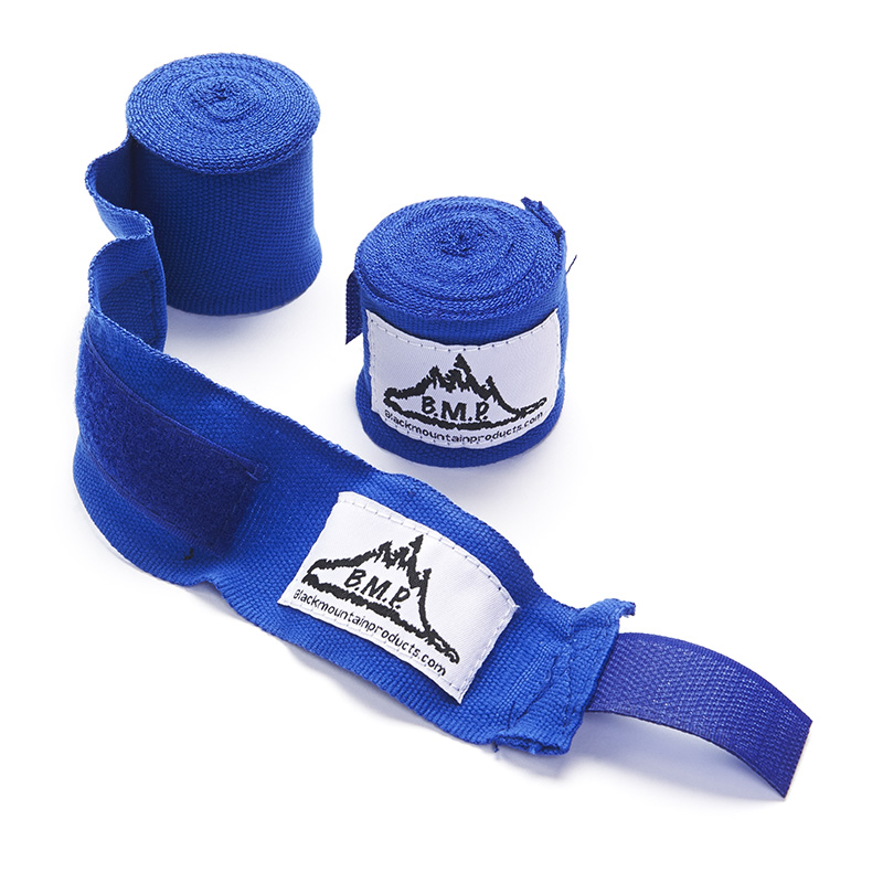 Professional Grade Boxing And Mma Hand Wrist Wraps Black