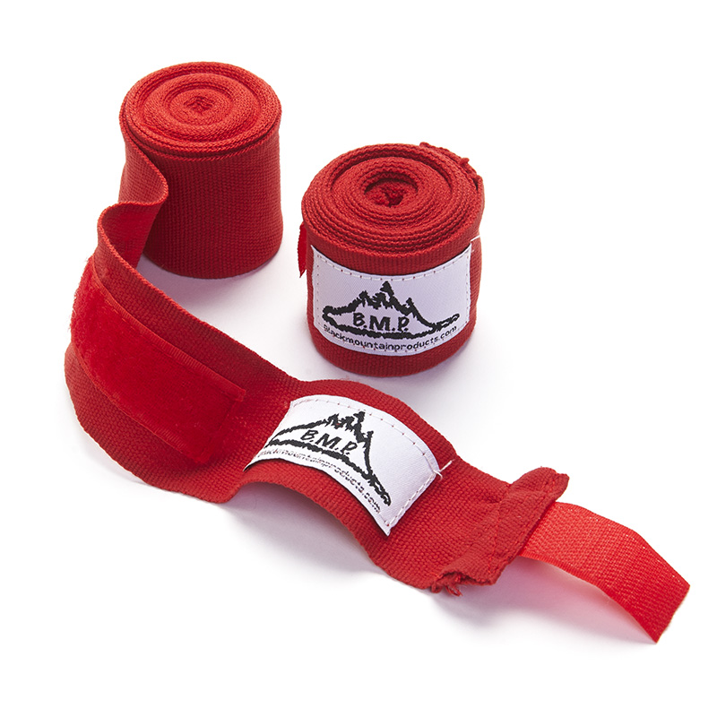 Professional Grade Boxing Mma Hand Wrist Wraps on Home Gym Design Colors