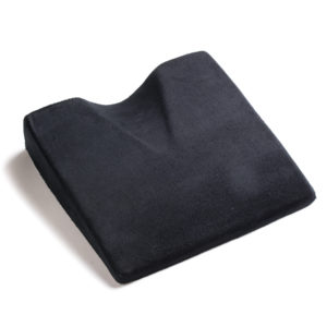 Black Mountain Products Memory Foam Wedge Seat Cushion
