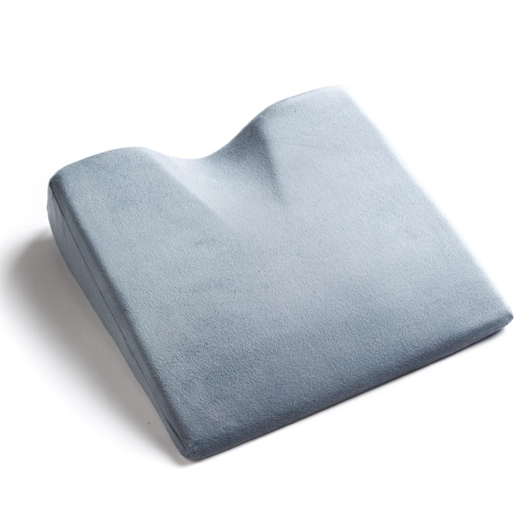 Black Mountain Products Memory Foam Wedge Seat Cushion