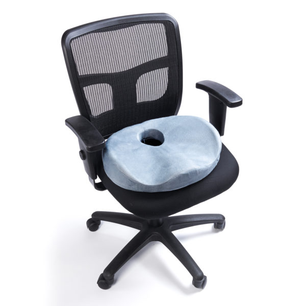 Black Mountain Products Memory Foam Lumbar Seat Cushion