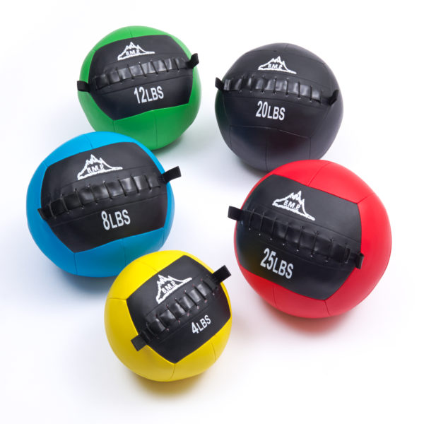 Black Mountain Fitness Slam Ball for Strength and Endurance Training