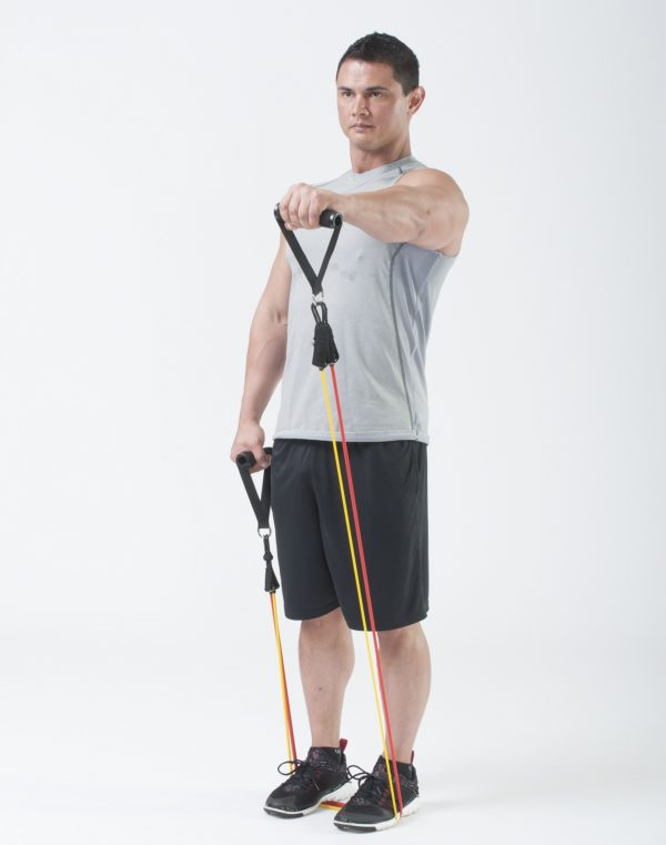 Extra Large Resistance Band Handles - Professional Series