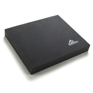 Black Mountain Products Balance Foam Pad Trainer for Physical Therapy and Stability Exercise
