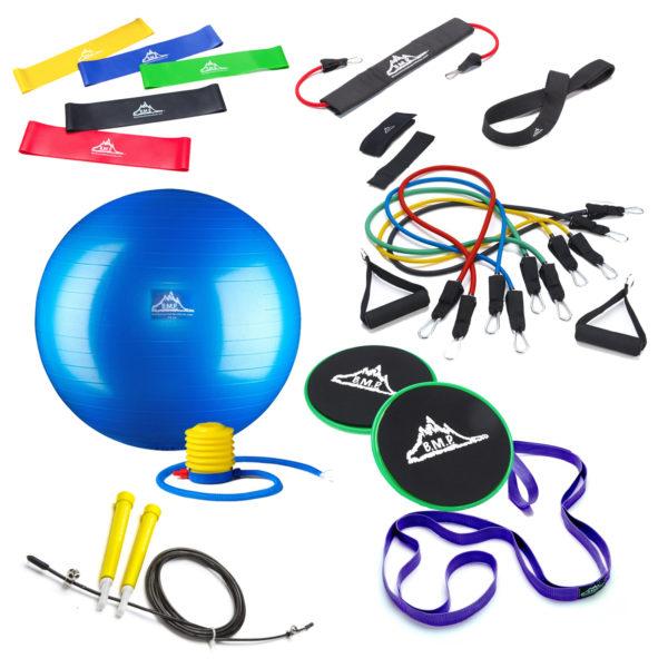 Elite Fitness Bundle Kit