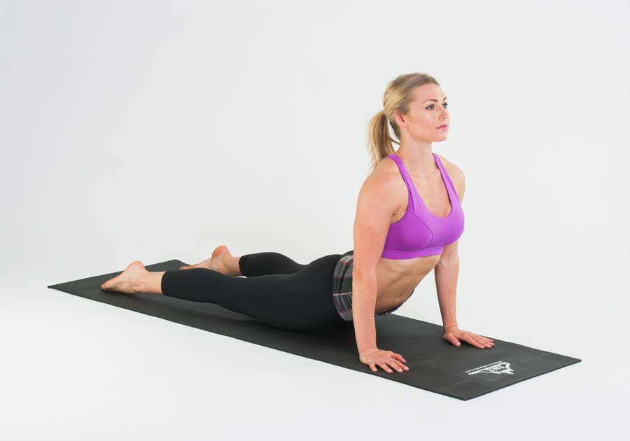 Yoga Pose Relieve Stress