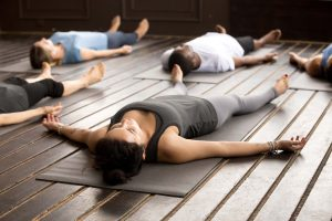 5 Yoga Poses to Alleviate Stress