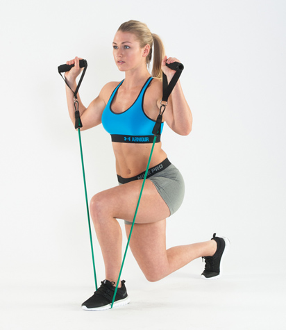 Resistence Bands Training