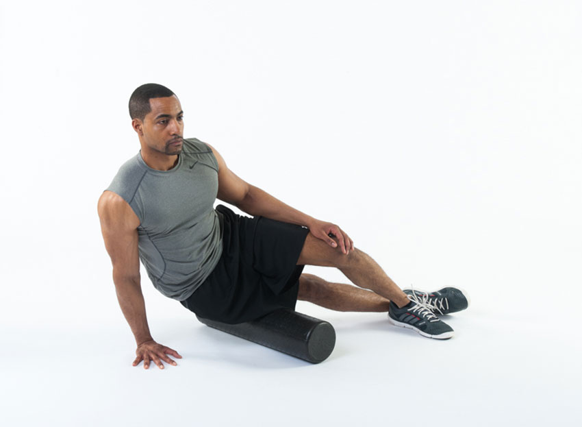 Foam Roller Exercise It Band